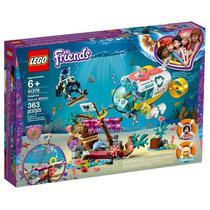 Lego Friends 41378 Missão De Resgate De Golfinhos 363 Peças -