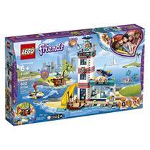 Lego Friends 41380 Centro de Resgate do Farol - 602 pçs -