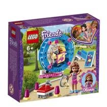 Lego Friends - 41383 - Playground Do Hamster Da Olivia -