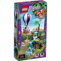 Lego Friends 41423 Resgate do Tigre na Selva com Balão - 302 pçs -