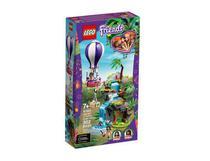 LEGO FRIENDS 41423 - Resgate do Tigre na Selva com Balão -