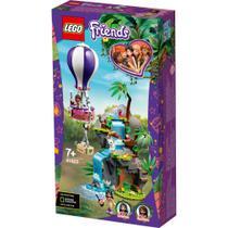 Lego friends 41423 tiger hot air balloon jungle rescue -