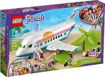 Lego Friends 41429 - Avião De Heartlake City 574 Peças - Mga