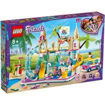 Lego Friends 41430  - Parque Aquático de Diversão de Verão -