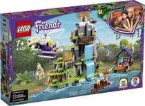 Lego Friends 41432 - Resgate De Alpaca Na Selva Da Montanha - Mga