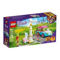 LEGO Friends - 41443 - Carro Elétrico da Olivia -