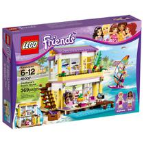 LEGO Friends - A Casa da Praia da Stephanie - 41037 -