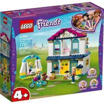 Lego Friends A Casa de Stephanie 170 Peças 41398 -