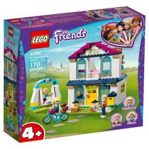 Lego Friends - A Casa De Stephanie - 41398 -