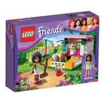 Lego Friends - A Casa do Coelho da Andrea - 3938 -
