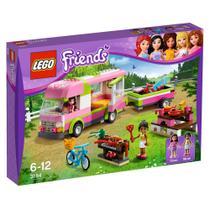 LEGO Friends - Aventura no Acampamento - 3184 -