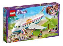 Lego Friends Avião De Heartlake City 574 Peças 41429 574 pçs -