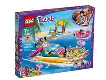 LEGO Friends - Barco de Festa 41433 -