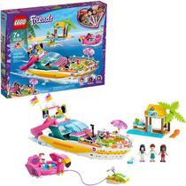 Lego Friends - Barco de Festa - 41433 -