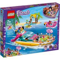 Lego Friends - Barco de Festas - 41433 -