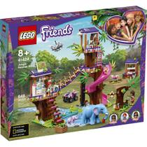 LEGO Friends - Base de Resgate da Selva - 41424 -