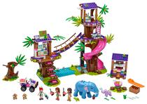 Lego Friends - Base de Resgate da Selva LEGO DO BRASIL -