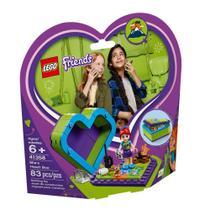 LEGO Friends - Box Coração - Mia - 41358 -