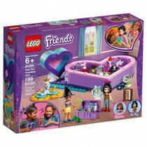 LEGO Friends Box Coração Olivia e Vicky 199 Peças 41359 -