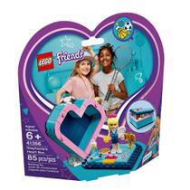 LEGO Friends - Box Coração - Stephanie - 41356 -