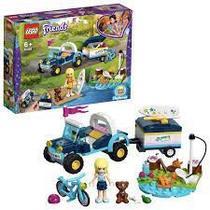 LEGO Friends Buggy e Trailer da Stephanie -