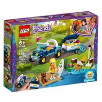LEGO Friends - Buggy e Trailler da Stephanie - 41364 -
