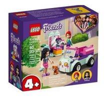 Lego Friends Cabeleleiro Movel Para Gatos - 41439 -