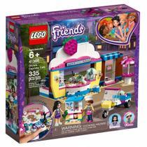 Lego Friends Cafe De Cupcakes Da Olivia 335 Peças 41366 -
