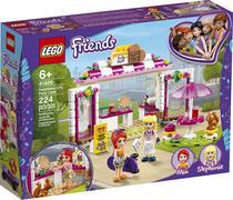 Lego friends cafe do parque de heartlake city 41426 -