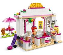 Lego Friends Café Do Parque Hearthlake City 224 Peças 41426 -