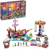 Lego Friends - Cais Divertido Da Cidade De Heartlake City 41375 - 1251peças -