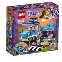 LEGO Friends - Caminhão de Serviço - 41348 -
