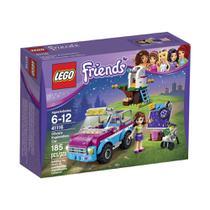 Lego Friends - Carro de Exploração da Olivia - 41116 -