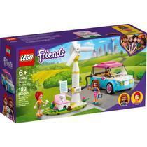 Lego Friends - Carro Elétrico da Olivia - 183 Peças - 41443 -