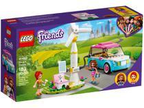 LEGO Friends Carro Elétrico da Olivia 183 Peças - 41443