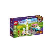 Lego Friends - Carro Elétrico da Olívia - 41443 -LEGO -