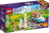 LEGO Friends - Carro Elétrico da Olivia 41443 -