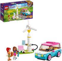 LEGO Friends CARRO ELETRICO DA OLIVIA 41443 -
