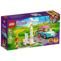 Lego Friends Carro Elétrico da Olivia - Lego 41443 -