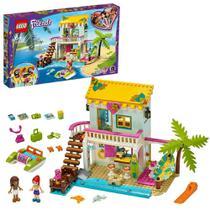 Lego Friends Casa de Praia 444 Peças - Lego 41428 -