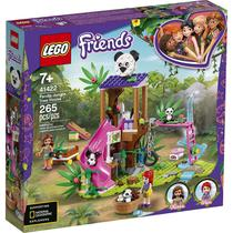 Lego Friends Casa Do Panda Na Árvore Da Selva 265 Peças 41422 -