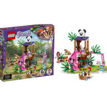 Lego Friends - Casa do Panda NA árvore da Selva 41422 -