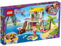 LEGO Friends Casa na Praia - 444 Peças 41428