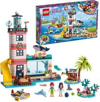 Lego Friends - Centro De Resgate Do Farol - 41380 -