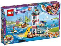 LEGO Friends Centro de Resgate do Farol - 602 Peças 41380