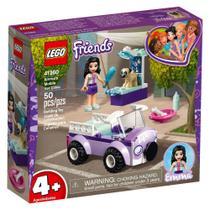 Lego Friends - Clinica Veterinária Móvel Da Emma - 41360 -