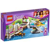 Lego Friends - Clube de Aviação de Heartlake - 3063 -