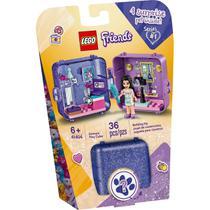 Lego Friends Cubo de Brincar da Emma Playset 36 Peças 41404 -