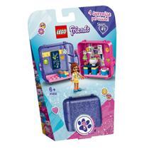 LEGO Friends - Cubo de Brincar da Olivia - 41402 -
