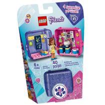 LEGO Friends - Cubo de Brincar da Olivia LEGO DO BRASIL -